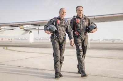 L'aventure Solar Impulse