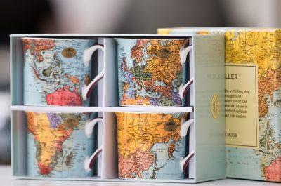 Continents et autres mythes géographiques