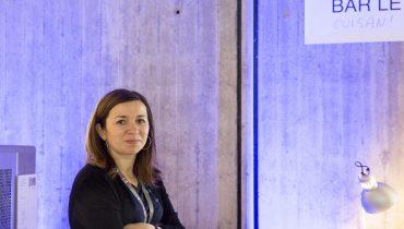 Natalyia Borys (équipe, responsable site)